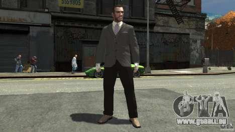Gloves AlpineStar White für GTA 4