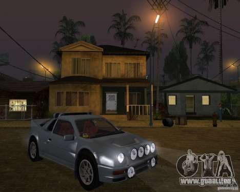 Ford RS 200 pour GTA San Andreas