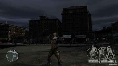 Predator Predator pour GTA 4 secondes d'écran