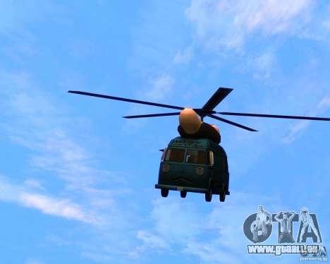 Cops Hoddogeres für GTA San Andreas