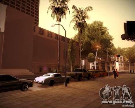 Neue Texturen des Rathauses für GTA San Andreas fünften Screenshot