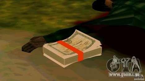 Actions de MMM v2 pour GTA San Andreas quatrième écran