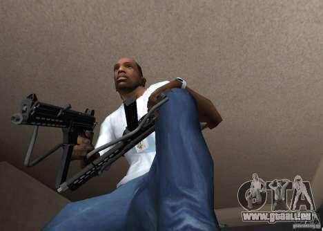 Walther MPL für GTA San Andreas dritten Screenshot