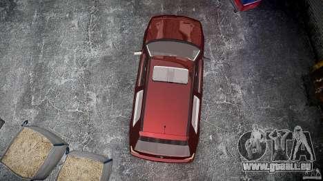 Volkswagen Golf MK3 GTI pour GTA 4 vue de dessus
