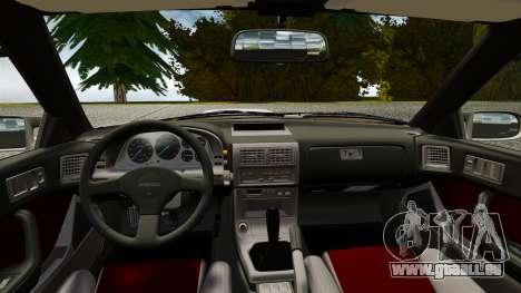 Mazda Savanna RX-7 pour GTA 4 est un droit