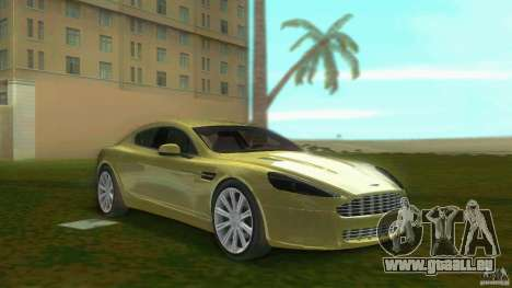 Aston Martin Rapide pour GTA Vice City