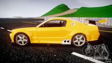 Ford Mustang GT-R pour GTA 4 est une gauche