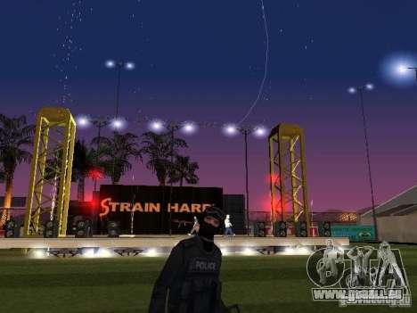 Konzert des AK-47 für GTA San Andreas zweiten Screenshot