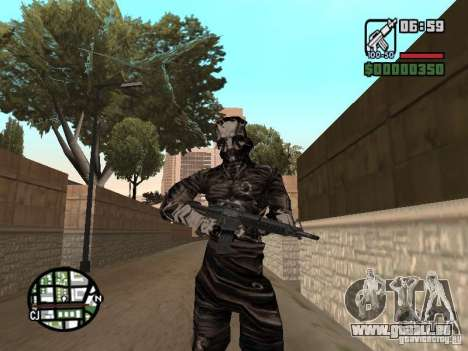 Sandwraith from Prince of Persia 2 für GTA San Andreas