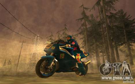 Red Bull Clothes v1.0 für GTA San Andreas siebten Screenshot