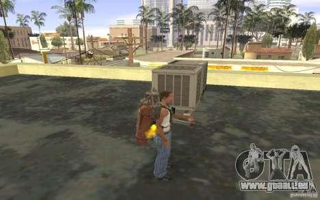 Jetpack im Stil der UdSSR für GTA San Andreas fünften Screenshot