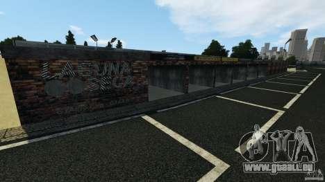 Laguna Seca [HD] Retexture für GTA 4 fünften Screenshot