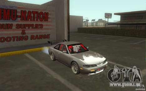 Nissan Silvia S14 Zenkitron für GTA San Andreas