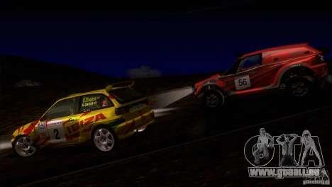 Seat Ibiza Rally pour GTA San Andreas moteur
