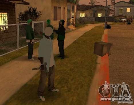 Haut-sbmycr für GTA San Andreas zweiten Screenshot