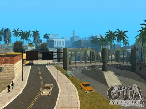 Mega Cars Mod für GTA San Andreas her Screenshot