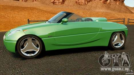 Daewoo Joyster Concept 1997 pour GTA 4 est une gauche