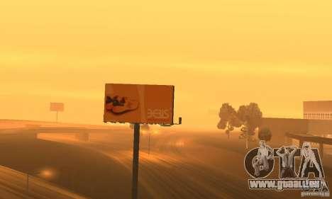 Werbeschildermod für GTA San Andreas