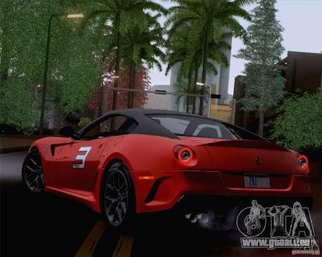Optix ENBSeries pour PC puissant pour GTA San Andreas cinquième écran