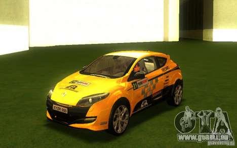 Renault Megane RS pour GTA San Andreas