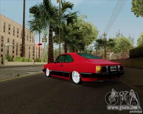 Chevrolet Opala Diplomata 1986 pour GTA San Andreas vue de droite