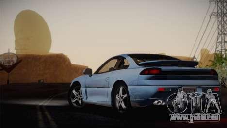 Dodge Stealth RT Twin Turbo 1994 pour GTA San Andreas laissé vue