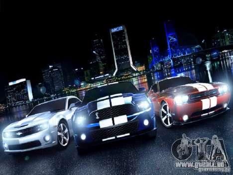 Laden-Bildschirme für GTA San Andreas her Screenshot