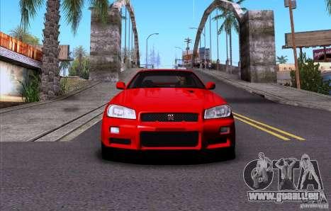 ENBSeries by HunterBoobs v3.0 pour GTA San Andreas septième écran