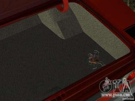Dodge Charger 426 R/T 1968 v2.0 pour GTA Vice City vue de dessous
