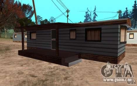 Nouvelle ville de remorque pour GTA San Andreas deuxième écran