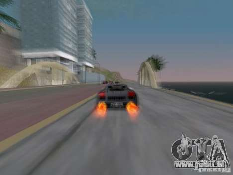Race for NFS pour GTA San Andreas