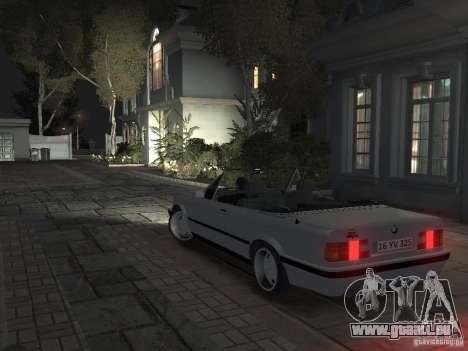 BMW 3-er E30 für GTA 4 rechte Ansicht