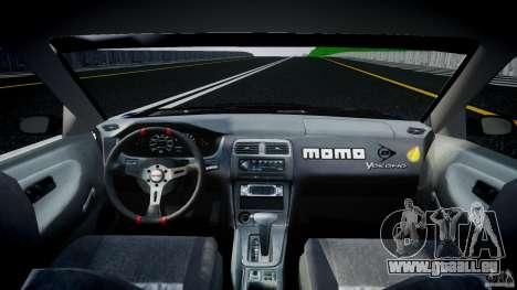 Nissan 240sx Toyo Kawabata pour GTA 4 est un droit