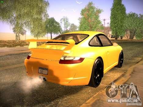 Porsche 911 pour GTA San Andreas vue de droite