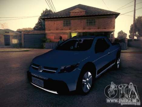 Volkswagen Saveiro Cross pour GTA San Andreas