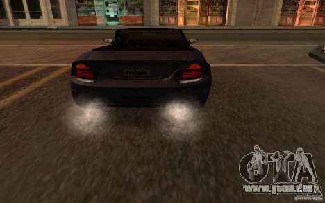 The best effects from GTA IV pour GTA San Andreas cinquième écran