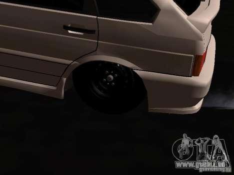 ВАЗ 2114-Bully für GTA San Andreas Rückansicht
