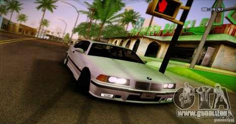 Paradise Graphics Mod (SA:MP Edition) pour GTA San Andreas cinquième écran