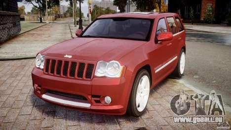 Jeep Grand Cherokee pour GTA 4