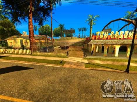 Mod Beber Cerveja V2 für GTA San Andreas fünften Screenshot