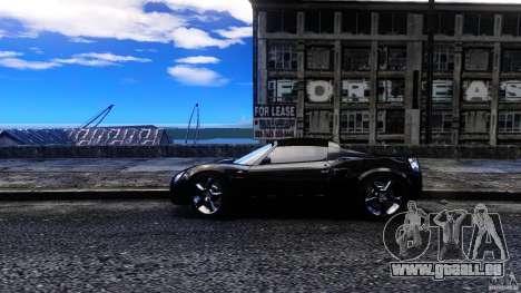 Opel Speedster Turbo für GTA 4 linke Ansicht