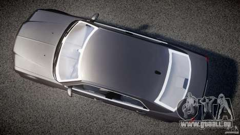 Chrysler 300C 2005 pour GTA 4 est un droit