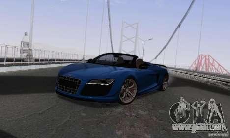 ENBSeries by dyu6 v6.5 Final pour GTA San Andreas deuxième écran
