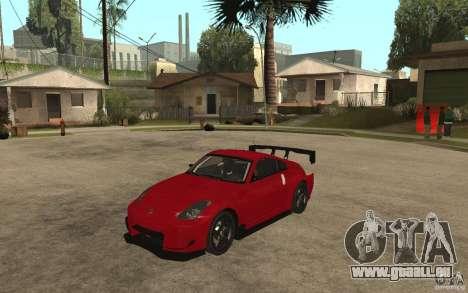 Nissan 350Z Supreme pour GTA San Andreas
