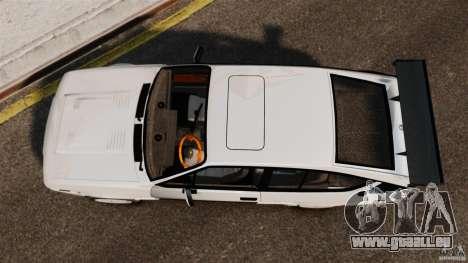Alfa Romeo GTV6 1986 pour GTA 4 est un droit