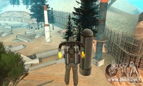 New CJs Airport für GTA San Andreas neunten Screenshot