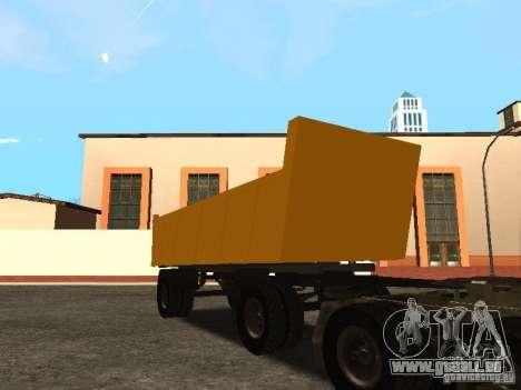 GKB-8350-Flachbett für GTA San Andreas
