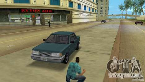 Manana HD pour GTA Vice City
