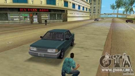 Manana HD pour GTA Vice City