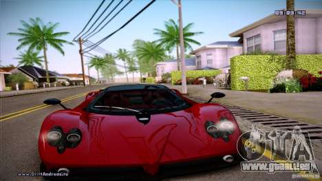 Paradise Graphics Mod (SA:MP Edition) pour GTA San Andreas quatrième écran